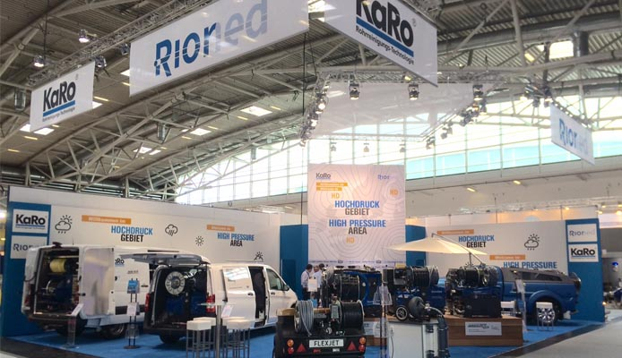 Rioned at IFAT